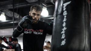 Boxing-Heavy-Bag