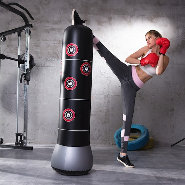 inflatable-punching-bag